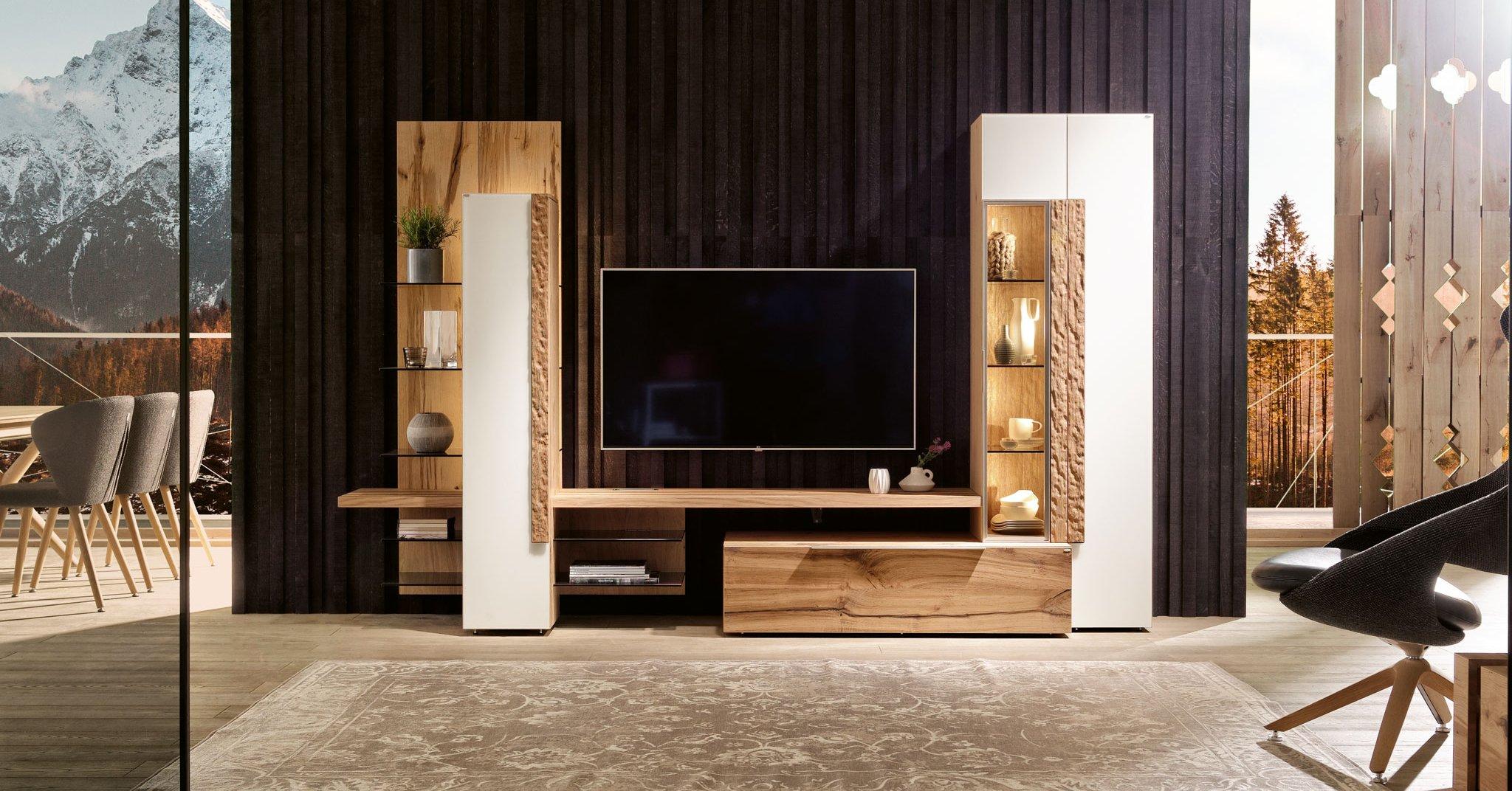 Wohnzimmer - Voglauer