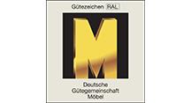 """RAL-Gütezeichen """"Goldenes M"""""""