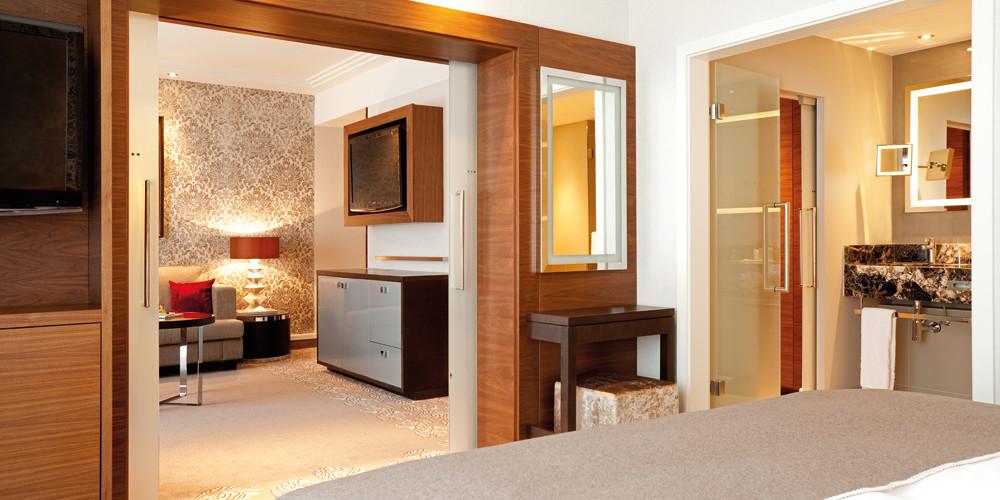 Steigenberger-Drei-Mohren-Suite