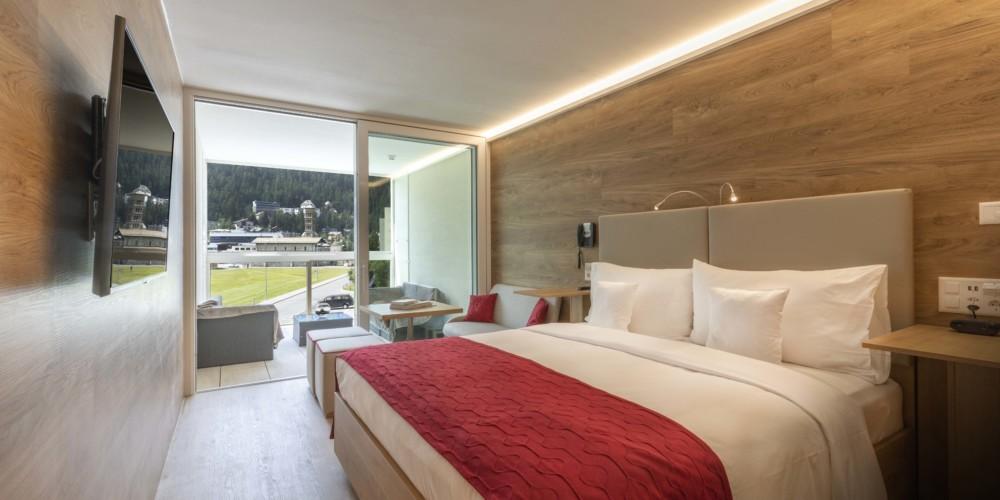 Doppelzimmer Superior Hotel Sonne