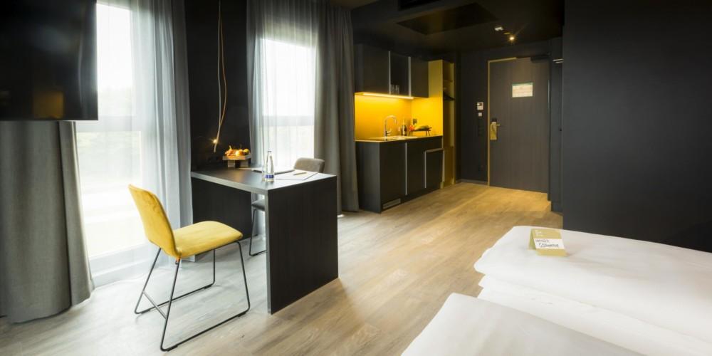 Kitchenette My Hotel Rosenheim