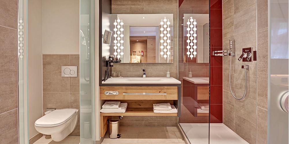 G_Sporthotel-Wagrain Badezimmer