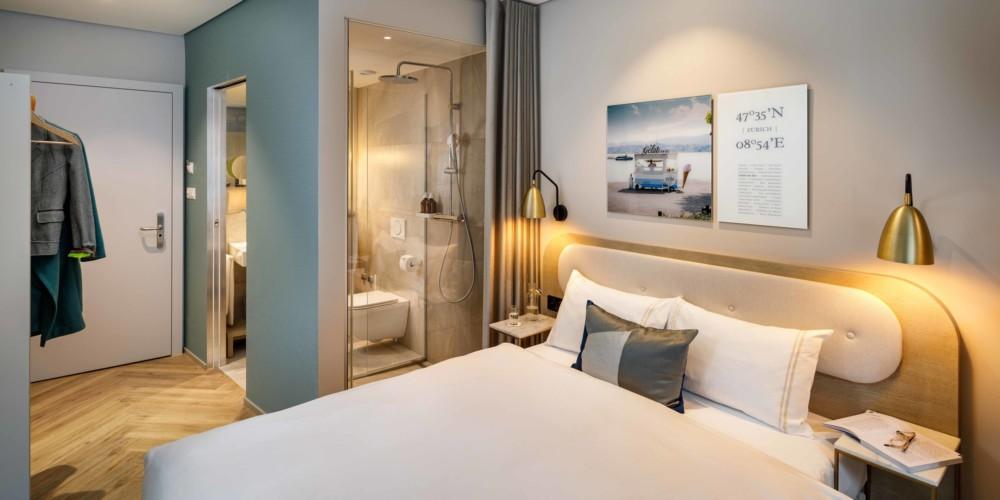 Hotel_Felix_Zurich_Schweiz_Switzerland_HotelZimmer Zimmer Room_Standard single Einzelzimmer Badezimmer Bath room