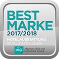 Best Brand 2017/18 Hotel Furnishings