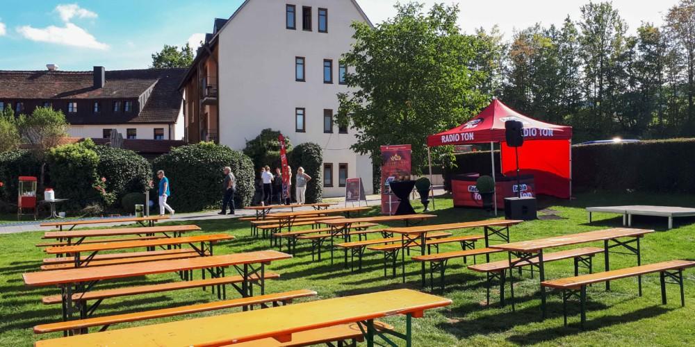 Opening event Landhaus Wolf